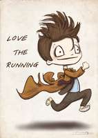 Love the Running by ChrysophylaxCreates