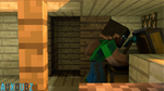 Minecraft can have a dark side..(Well, Sort of :D) by AuXDubz