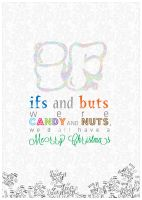 Candy And Nuts by UJz