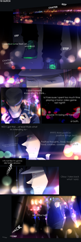 GLITCH ch1: Sean pg10 by Ozumii
