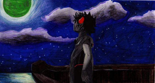 The Sufferer on the First Ship by radioheadsgirl118