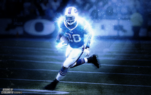 C.J. Spiller | Wallpaper by ClydeGraffix