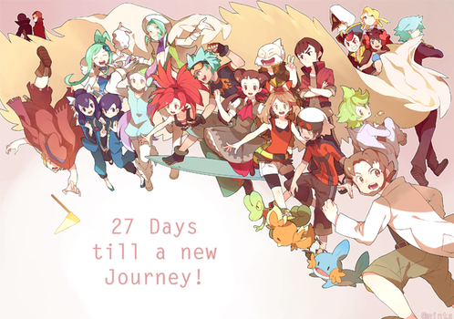 ORAS countdown piece by redricewine