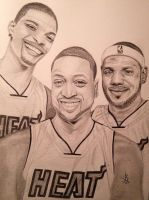 Miami Big 3 Final by wega13