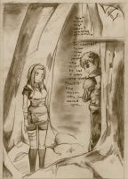 Sakura and Gaara: Page 2 by XRed-EyeX