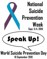 Suicide Prevention 2010 by KisayaMyst