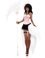 Vindictus - Pink! by mmmegh