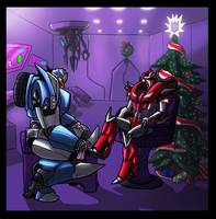 Knockouts Christmas Wish by Laserbot