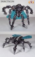 Movieverse Insecticon by Unicron9