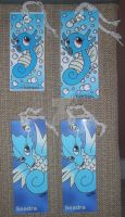 (1) SOLD-Horsea and Seadra by taniathepirate