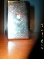 My iPod by TerraFlare