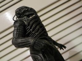 Prometheus Space Jockey by NECA by DarthPeppy