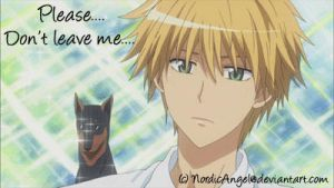 Puppydogeyed Usui. by NordicAngel