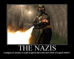 Nazi Motivator by sythis