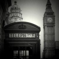 London calling by lostknightkg