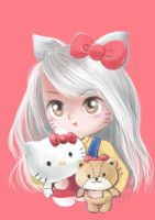 Happy Birthday Hello Kitty by chilicandy