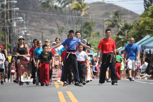 4th of July Parade- Kailua, Oahu by AndyTwoplay