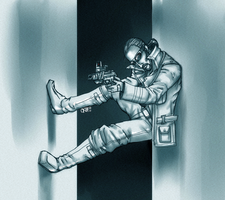 Brink: Infiltrator by ColAutumnsOvercoat