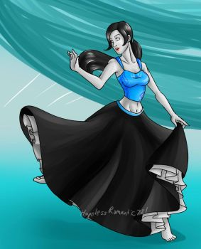 Disney Princess Wii Fit Trainer by hopelessromantic721
