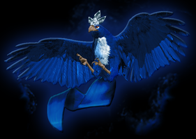 It's A Fricken' Articuno by TheStaticCling