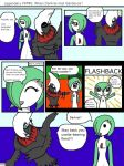 When Darkrai met Gardevoir by Cataclyptic