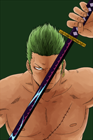 Zoro by PocketTammy