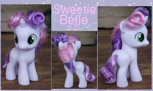 Sweetie Belle 2.0 by phasingirl