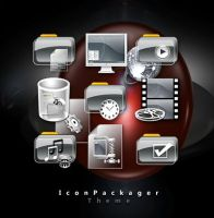 Iconorama 7 Pack by adni18