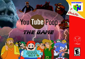 Youtube Poop: The Game by Mountaindude246