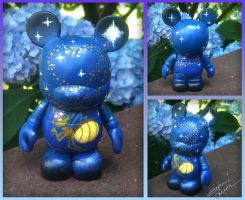 Vinylmation 3'' Ma Belle Evangeline Custom by StephanieCassataArt