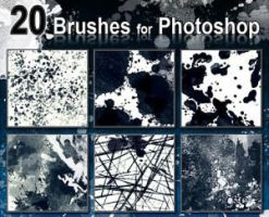 Brushes For Photoshop by analeewon