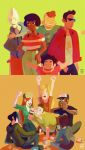 The Cool Kids by chuwenjie