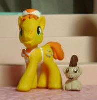 Mr. Cake and Pound Cake Blind Bag My Little Pony by SanadaOokmai