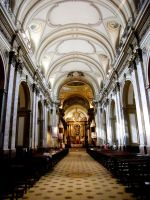 Catedral de Buenos Aires by patycosplay