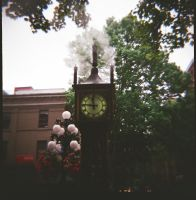 Steam Clock by TheNewBlueBlood