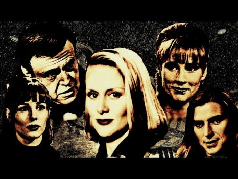 Telepaths/Babylon 5 by scifiman