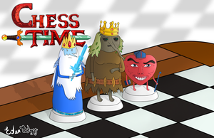 Adventure Time Chess Project - Part 4 by EderEdyy