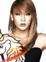 CL (2NE1) png [render] by Sellscarol