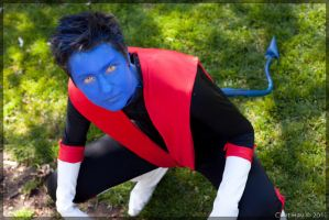 Nightcrawler by twinfools