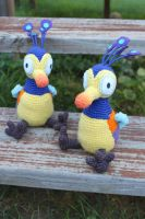 Kevins by MilesofCrochet