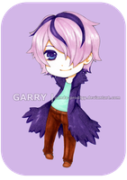 Garry by Panda-Prodigy
