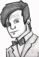 Eleventh Doctor by Proi