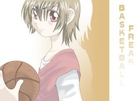 Basketball freak by Riza23