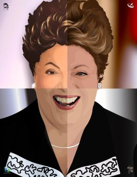 Dilma Maquiavelicas by LucasPS
