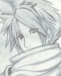 Cloud Strife by blademaster57