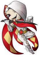 Skyward sword chibi 2 by Japandragon