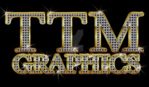 TTM GRAPHICS LOGO (MY LOGO) by tmarried