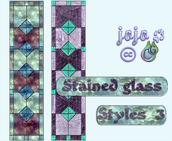 Stained glass Styles 3 by jojo-ojoj