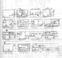 ProjESTATE-Ability Testing Sketches by sonicbommer