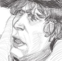 The Fourth Doctor IV by Mistical1